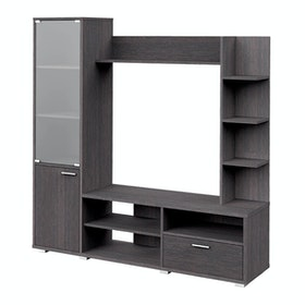 Felini Furniture Lemari Hias TV LH 160 BR