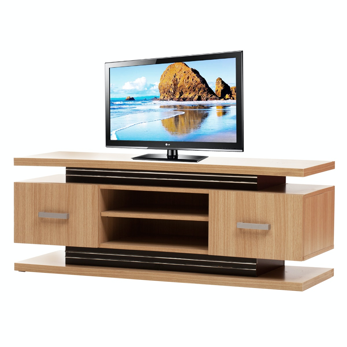 Felini Furniture Rak TV AVR 120 Oak