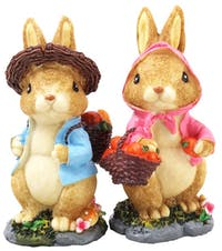 Festiva Furniture Recynth Couple Rabbit Set Of Two 8069 19