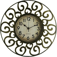 Festiva furniture Wall Clock 15993 1 Yw5