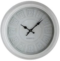 Festiva Furniture Wall Clock 15993 9 White