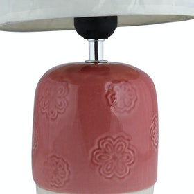 Festiva Furniture Table Decoration 7367 11 Red Yw5 1/2