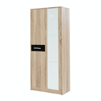 Festiva Furniture Wardrobe Mirror 2 Door Angelo Sonoma