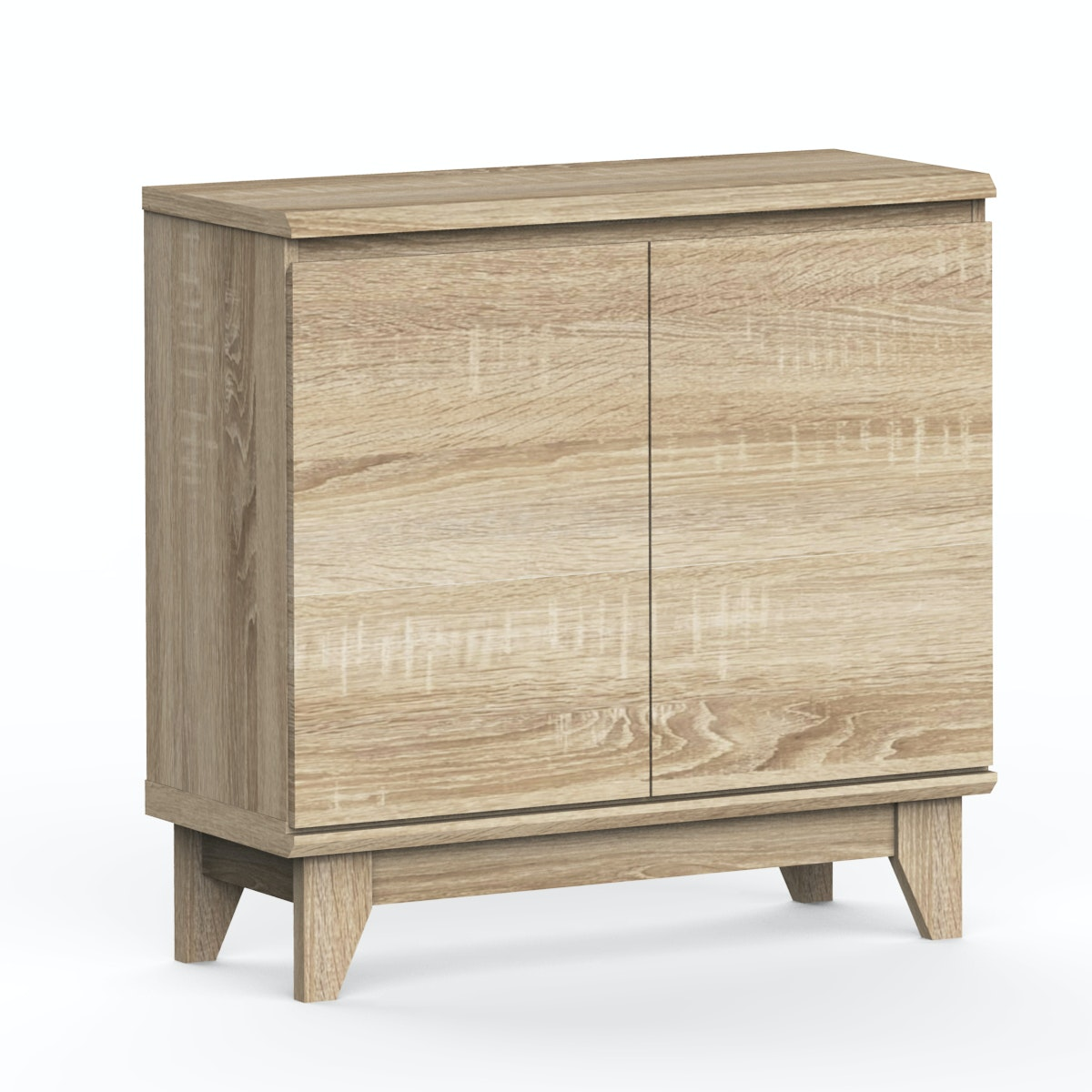 TORAJA Low Cabinet Sonoma Oak