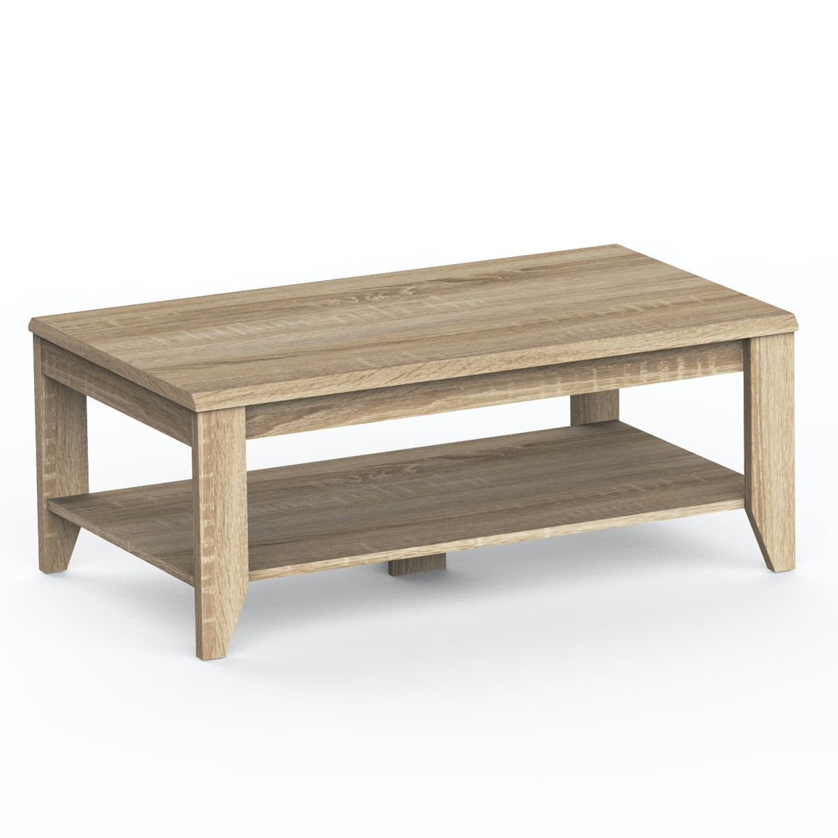 TORAJA Coffee Table Sonoma Oak