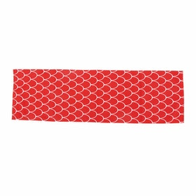 Glerry Home Decor Red Passion Table Runner 200x30cm