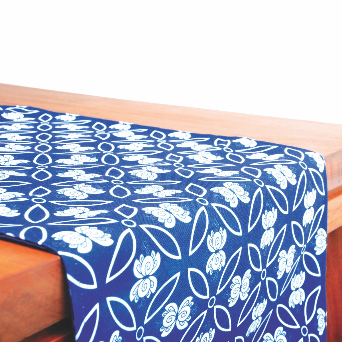 Glerry Home Decor Dew Blue Table Runner 150x30cm