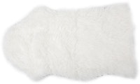 Glerry Home Decor Fish White Fur Rug 60x90cm