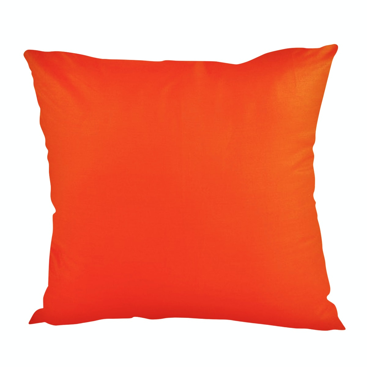 Glerry Home Decor Deep Orange Cushion 40x40cm