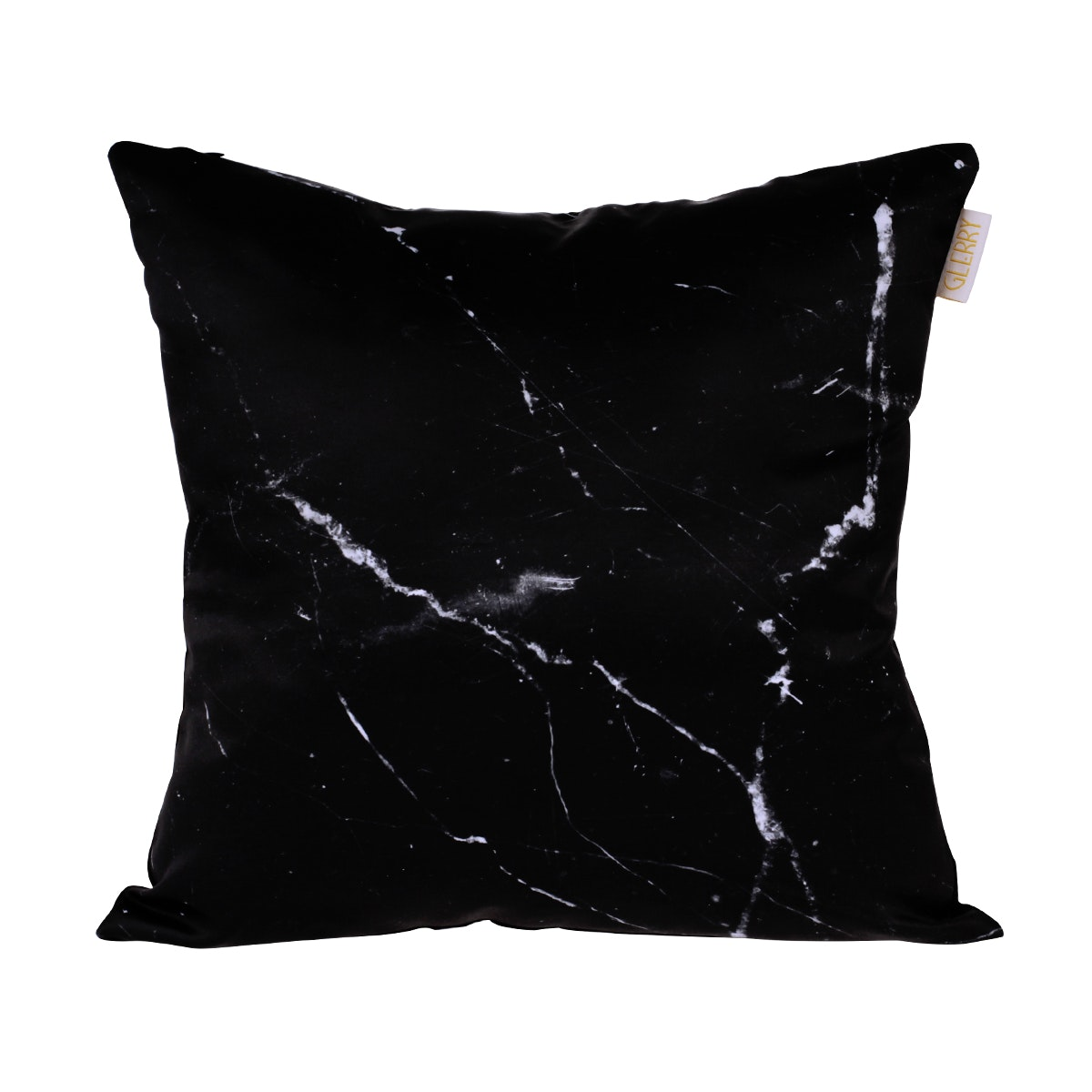Glerry Home Decor Black Zircon Cushion 40x40cm