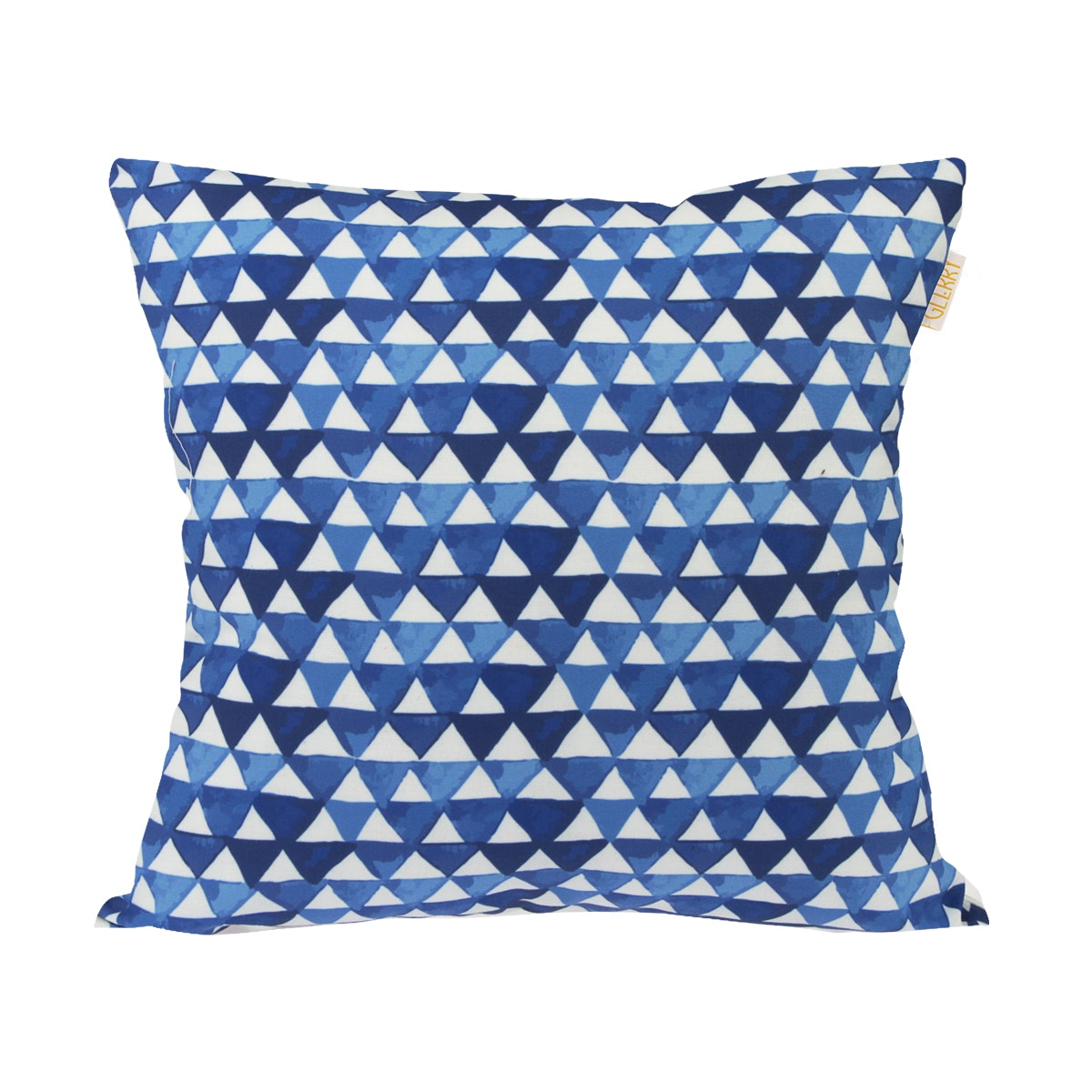 Glerry Home Decor Prismatic Blue Cushion 40x40cm