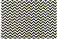 Glerry Home Decor Sunglow Chevron Rug 200x140cm