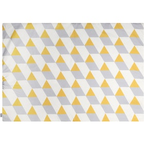 Glerry Home Decor Lemon Kiss Rug 100x140cm