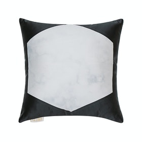 Glerry Home Decor Onyx Hex Cushion+Insert 40x40cm