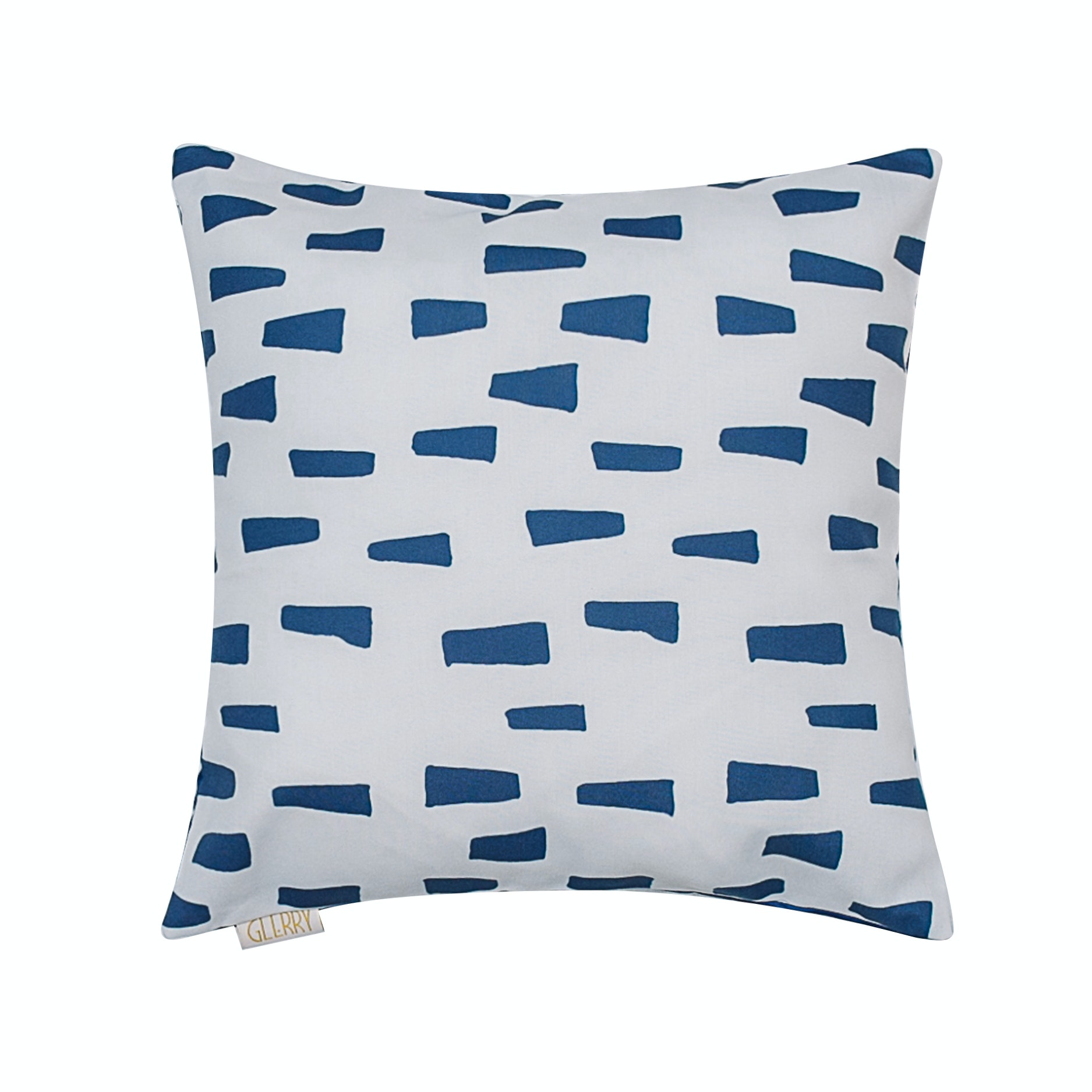 Glerry Home Decor Blue Rain Cushion+Insert 40x40cm