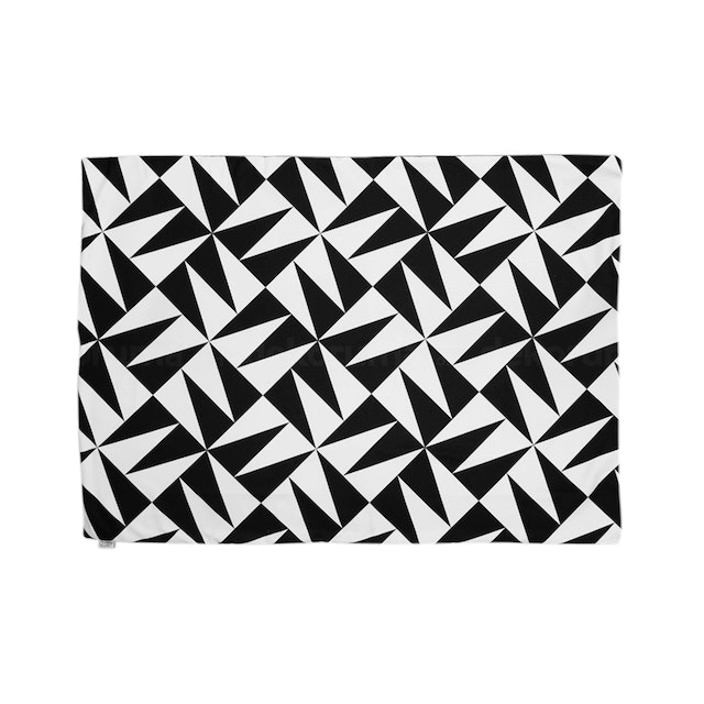 Glerry Home Decor Liquorice Rug 100x140cm