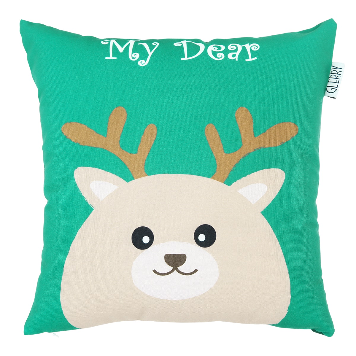 Glerry Home Decor My Dear Cushion 40x40cm
