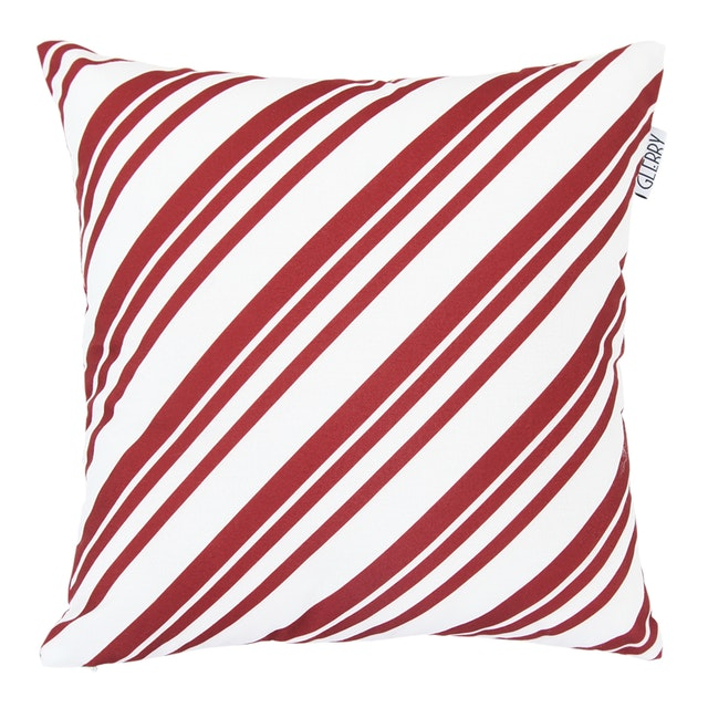 Glerry Home Decor Candy Apple Cushion 40x40cm