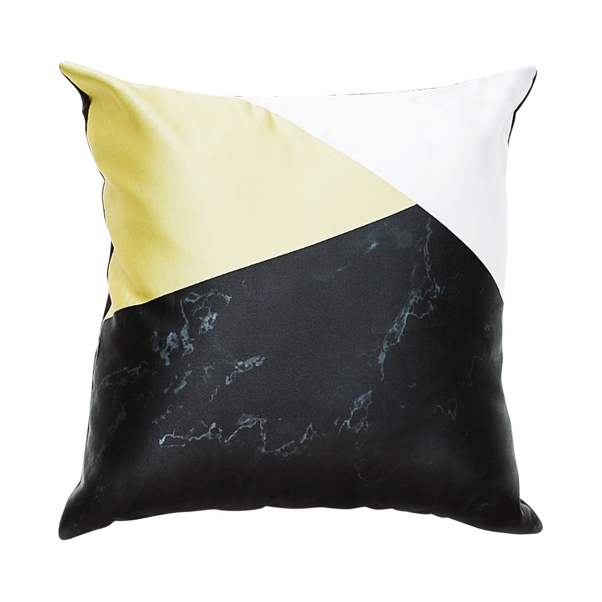 Glerry Home Decor Bw Copper Cushion 40x40cm