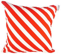 Glerry Home Decor Jester Red Cushion 40x40cm
