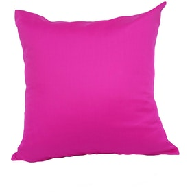 Glerry Home Decor Shock Pink Cushion 40x40cm