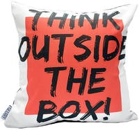 Glerry Home Decor Outside The Box Cushion 40x40cm
