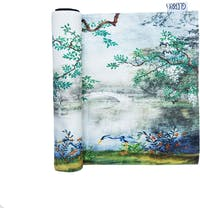 Glerry Home Decor The Garden Table Runner 100x30cm