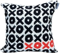 Glerry Home Decor XOXO Cushion 40x40cm