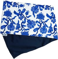 Glerry Home Decor Poise Floral Chinoiserie Table Runner 100x30cm