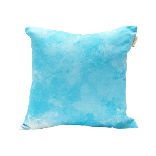 Glerry Home Decor Sky Blue Cushion 40x40cm