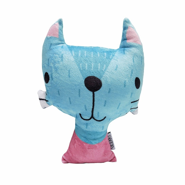 Glerry Home Decor Boneka Felix The Kitten