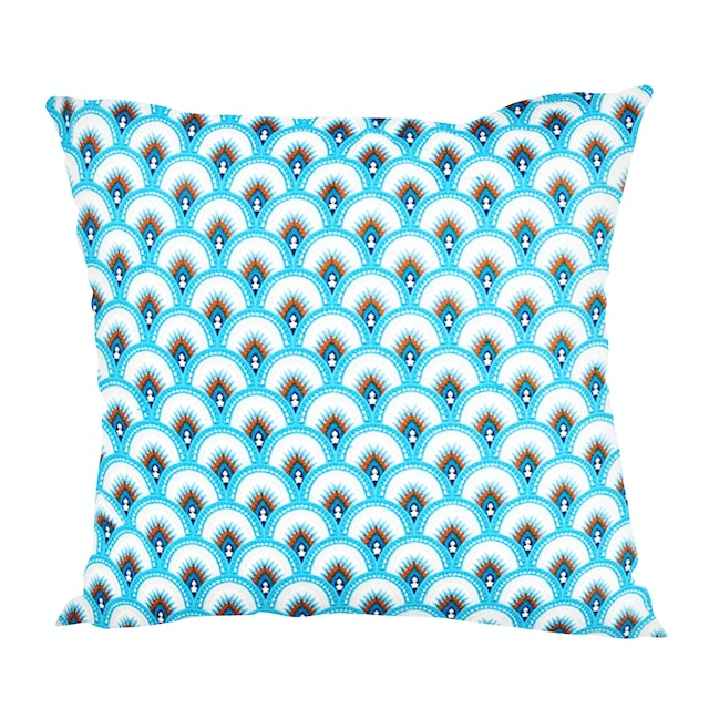 Glerry Home Decor Ocean Tides Cushion 40x40cm