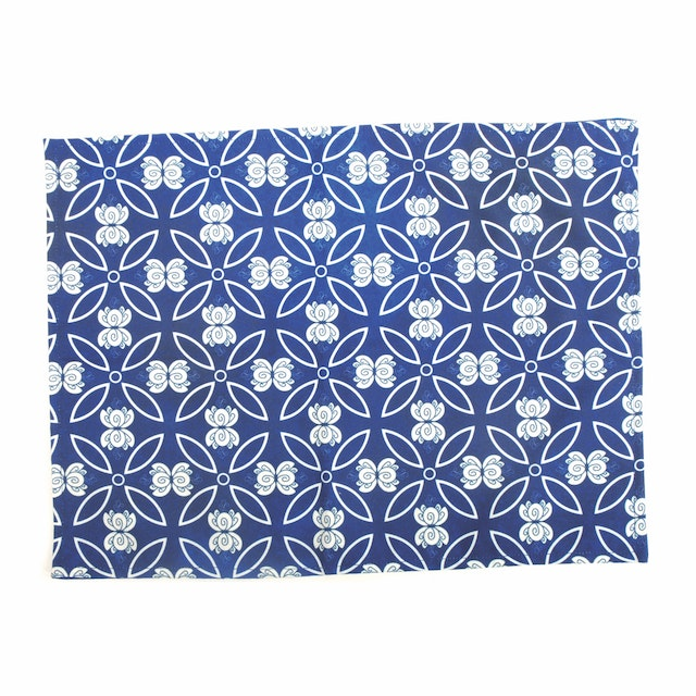 Glerry Home Decor Dew Blue Alas Piring