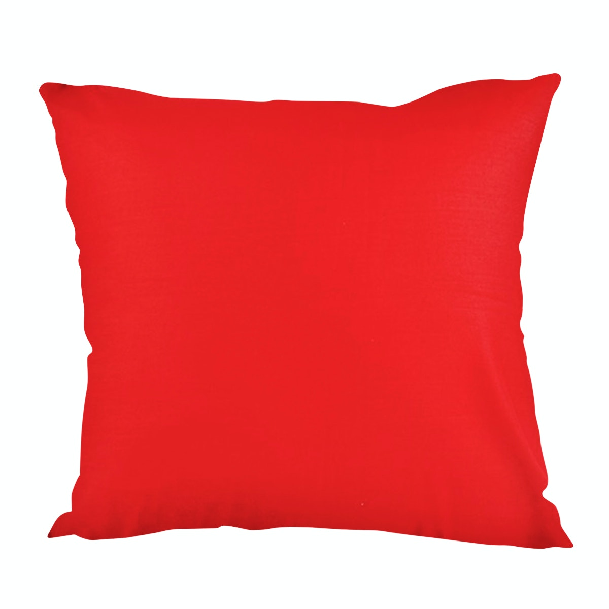 Glerry Home Decor Bright Red Cushion 40x40cm