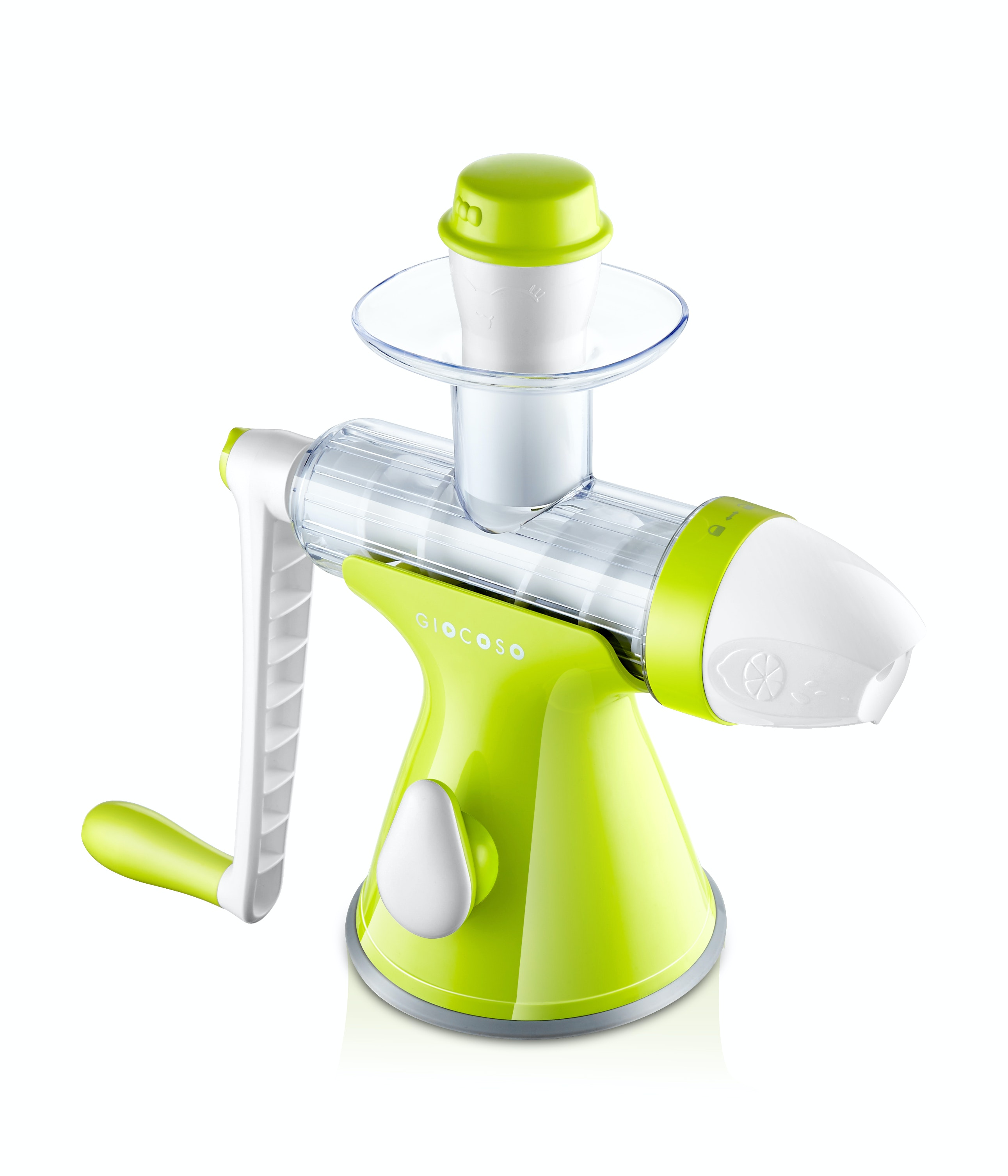 GIOCOSO 2In1 Juicer And Ice Cream Maker