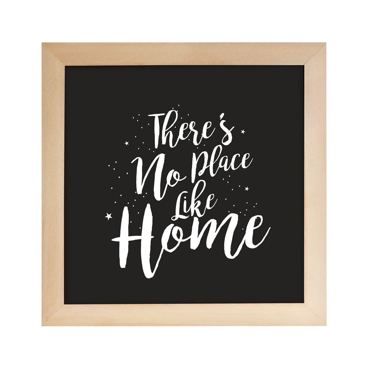 Gulaliku Hiasan Dinding - There Is No Place Like Home
