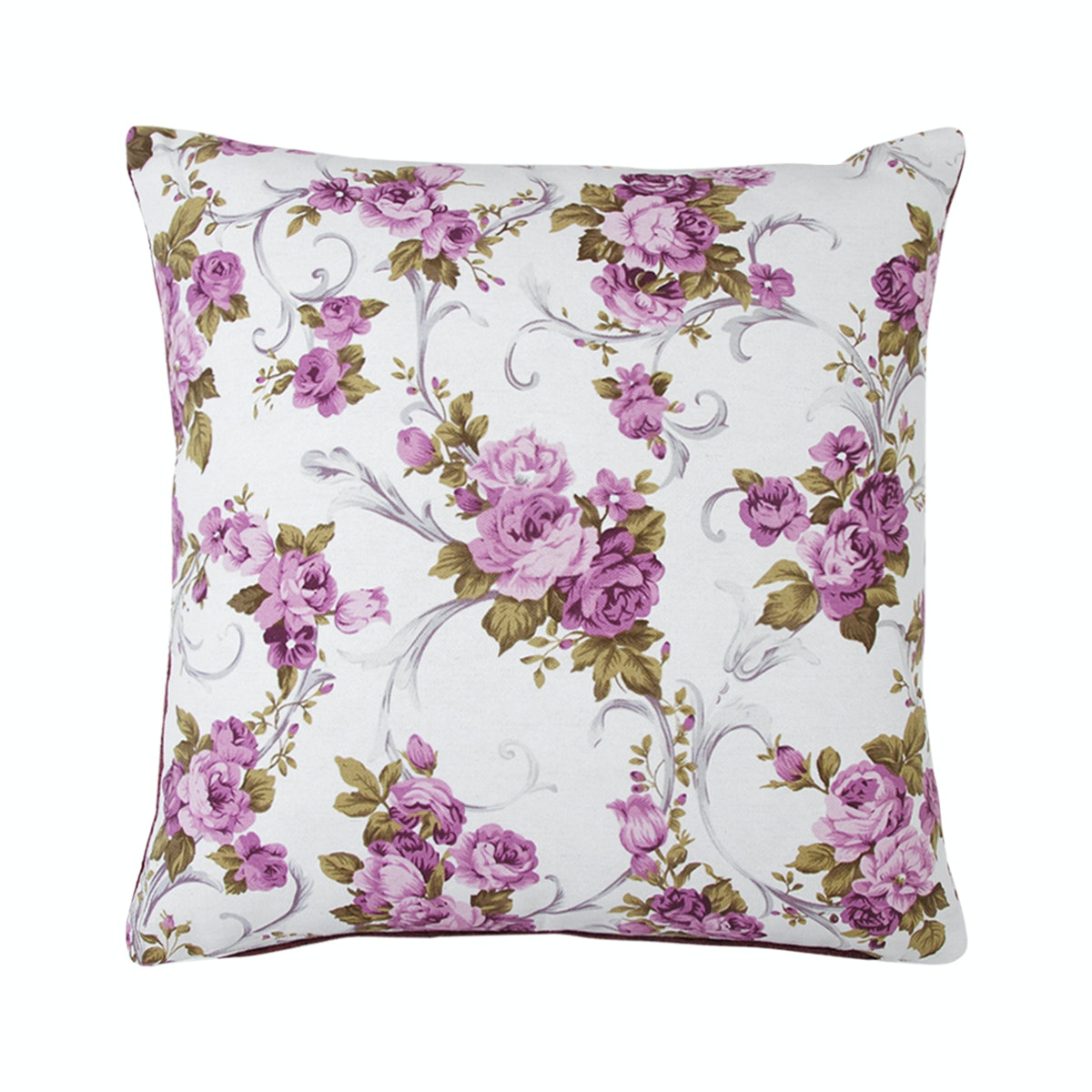 Le Atelier Montrose Purple Cushion Cover 45x45cm