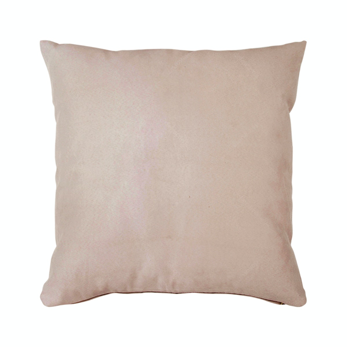 Le Atelier Glossy Cream Cushion Cover 45x45cm