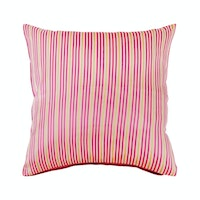 Le Atelier Pinky Circuz Pink Cushion Cover 45x45cm