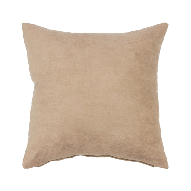 Le Atelier 17487 CP45 Liscio Deru Coffee Lathe Cushion Cover 45x45cm