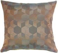Le Atelier Syerika Deru Lain-Lain-Brown CP-Cover Pillow 45x45cm