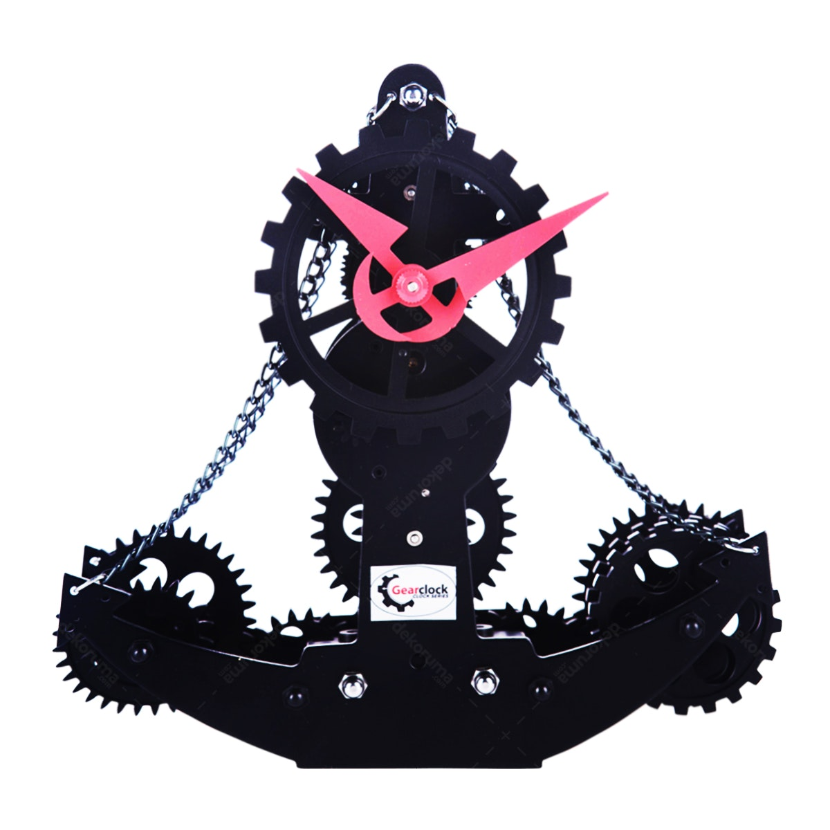 Gearclock Mini Metal Anchor Gear