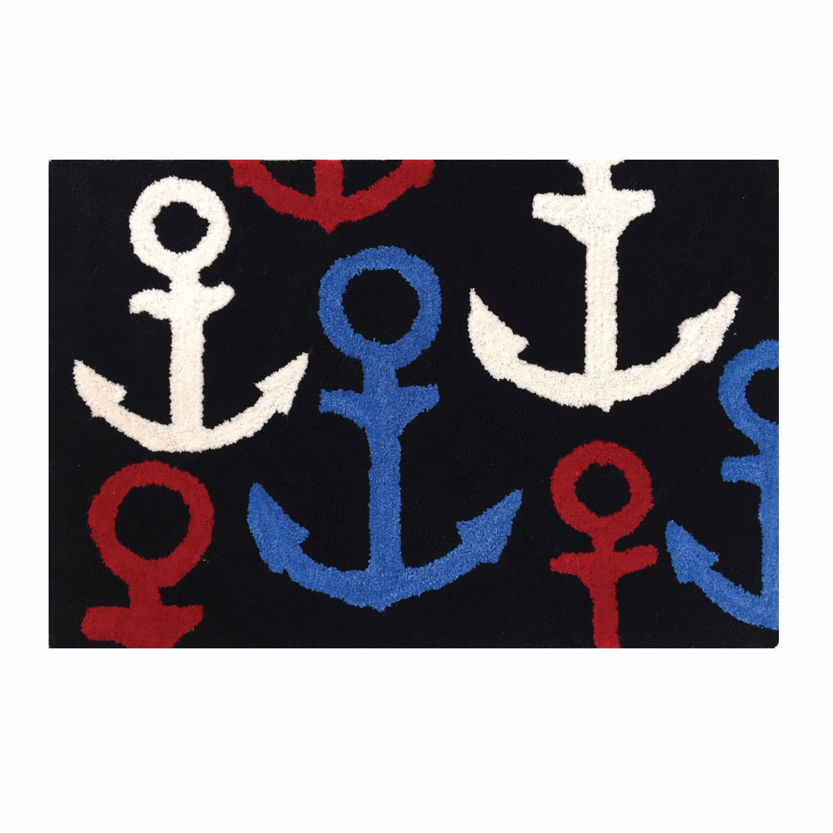Lanamora Keset Anchor Blue And Red