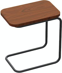 Grrad Lanza - Side table Brown Black