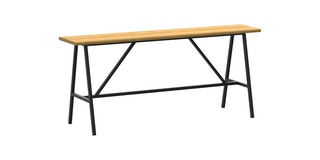 Grrad Mara - bench Natural Black