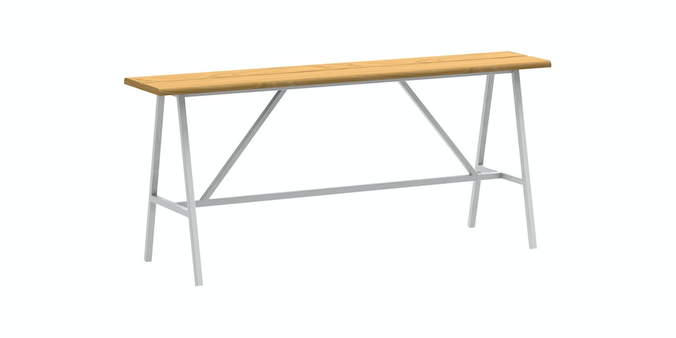 Grrad Mara - bench Natural White