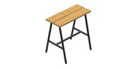 Grrad Mara - Stool Natural Black