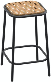 Grrad Parc - Counter stool Black