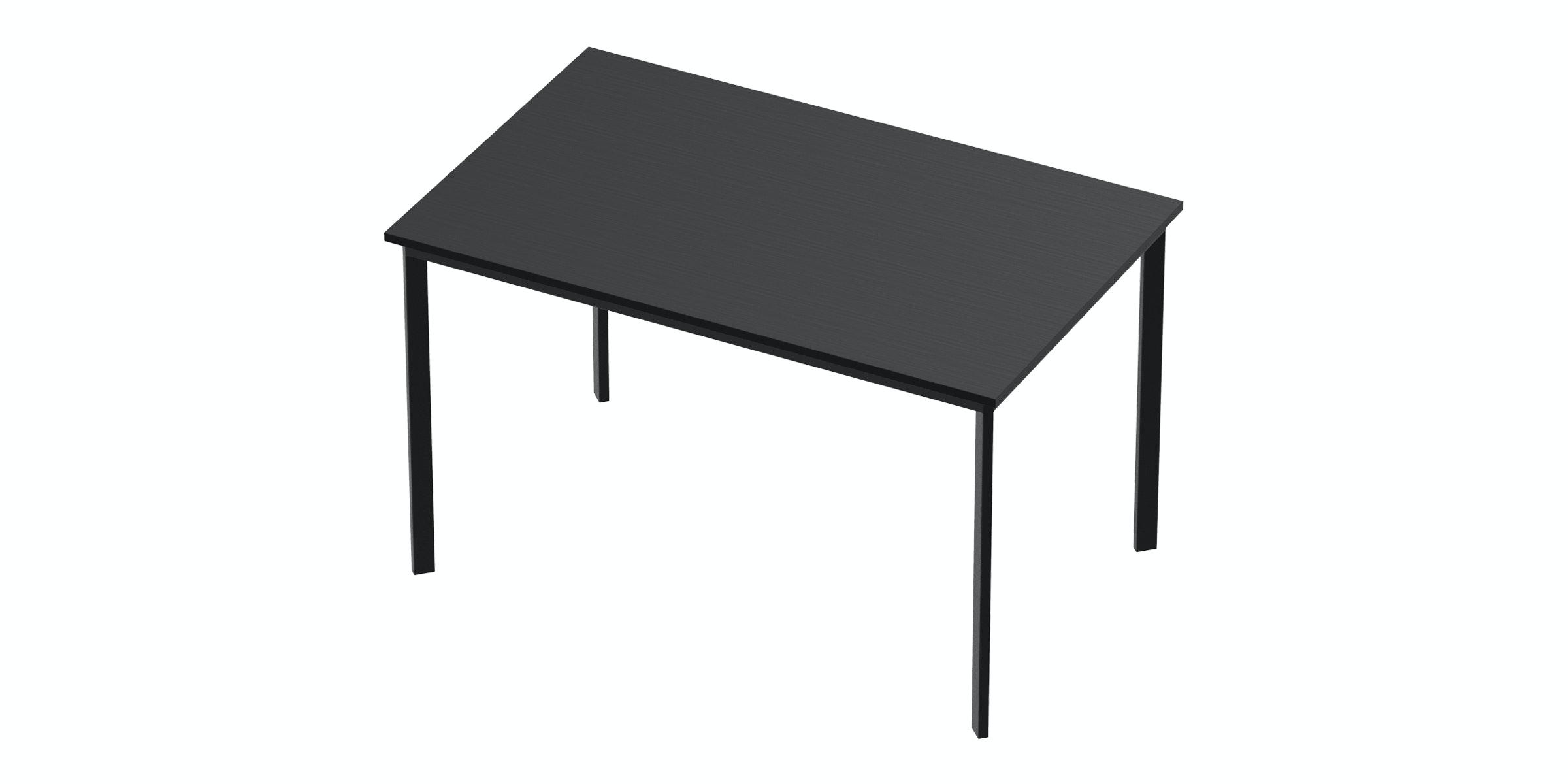 Grrad Takk Dining Table Large Black