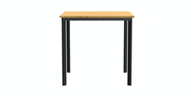 Grrad Takk Dining Table Small Natural Black